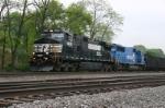 Empty PPLX train 539
